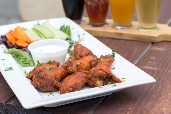 HOT WINGS AND FLIGHT