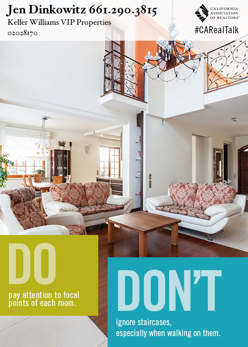 don't ignore staircases graphic